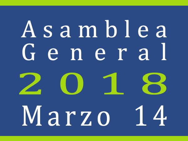 Asamblea General Ordinaria Asociación Usuarios Sanitas